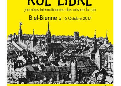 Rue Libre promo © Tom Greder